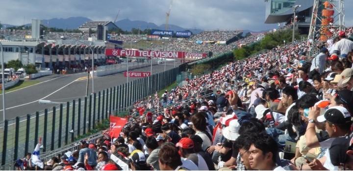 F1日本GP観戦ツアー19