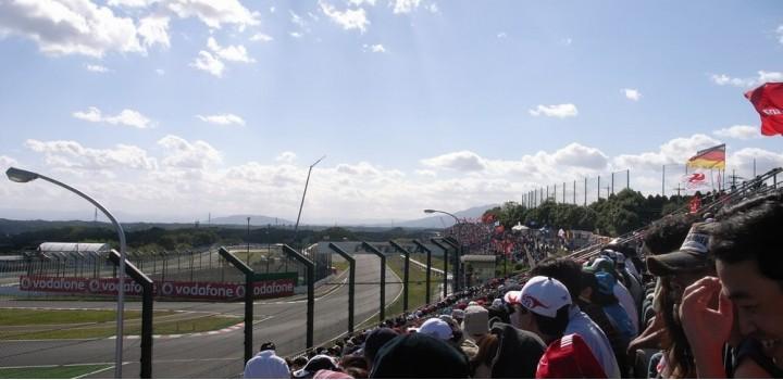 F1日本GP観戦ツアー32