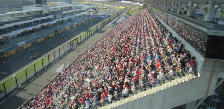 F1日本GP観戦ツアー17