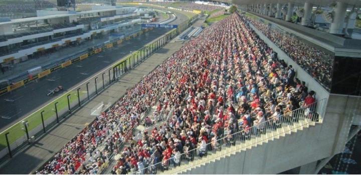 F1日本GP観戦ツアー16