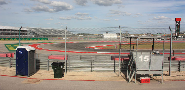 F1アメリカGP観戦ツアー23