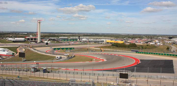 F1アメリカGP観戦ツアー12