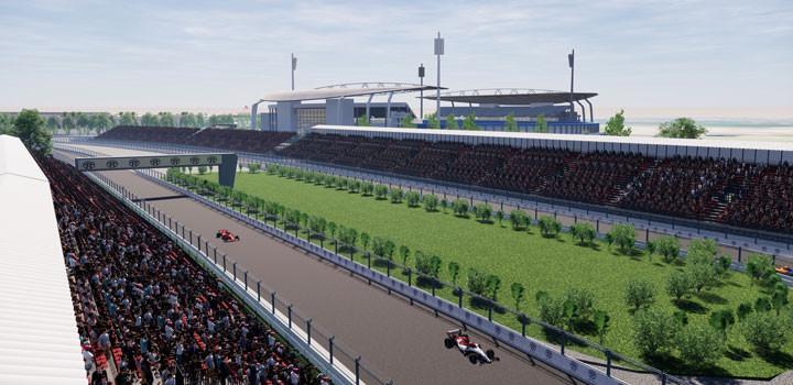 F1ベトナムGP観戦ツアー15