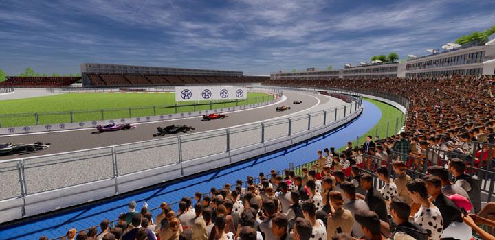 F1ベトナムGP観戦ツアー13