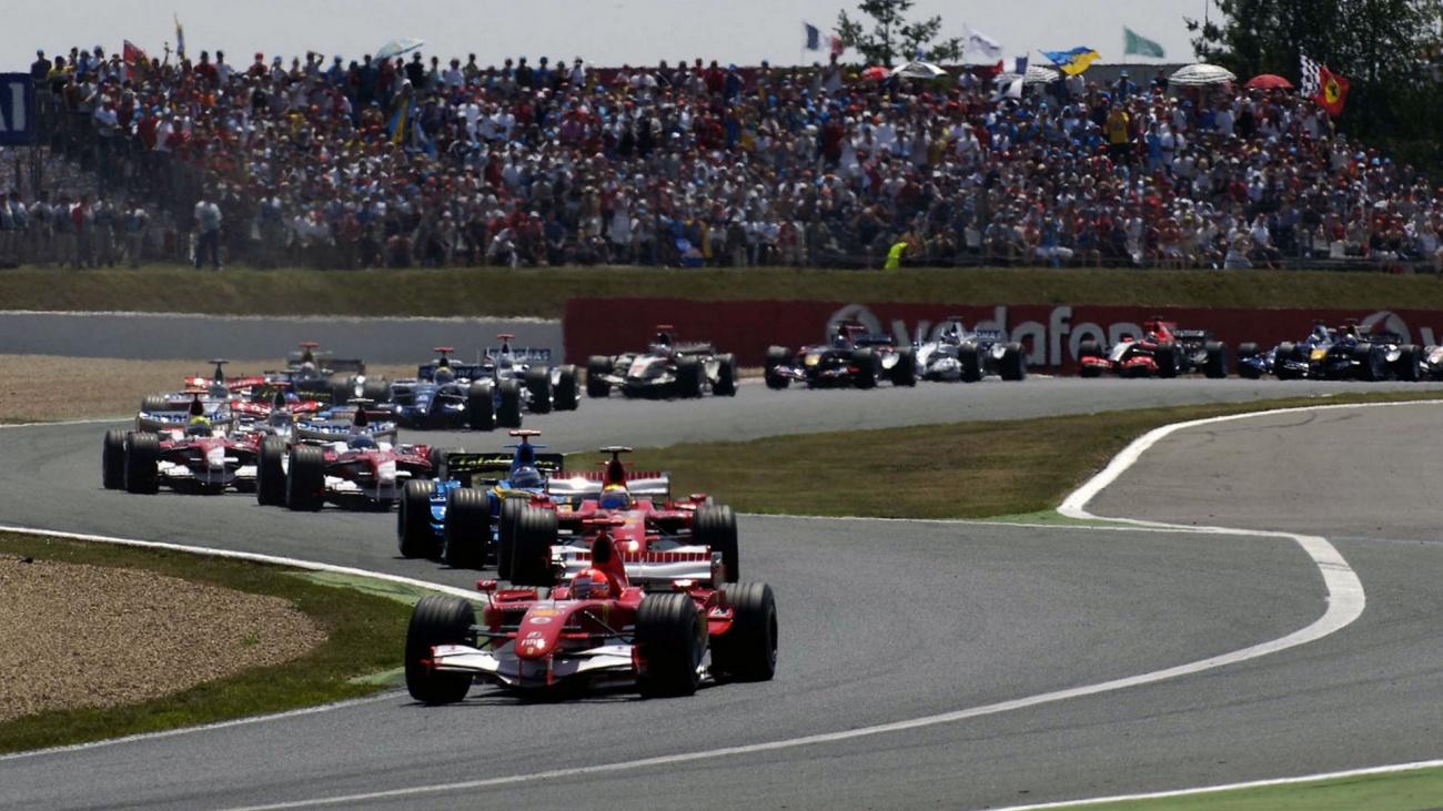 F1フランスGP(グランプリ)過去...