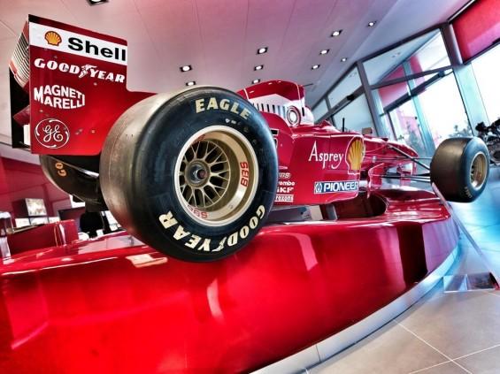 F1イタリアGP観戦ツアー18
