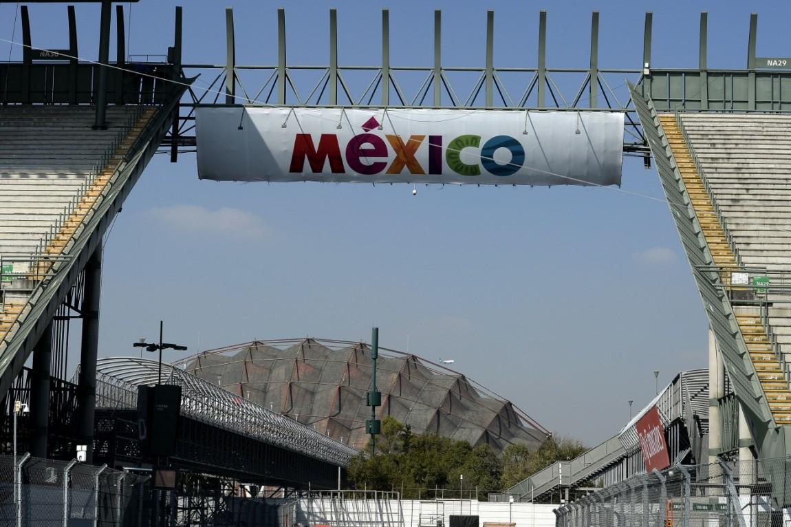 F1メキシコ海外観戦ツアー