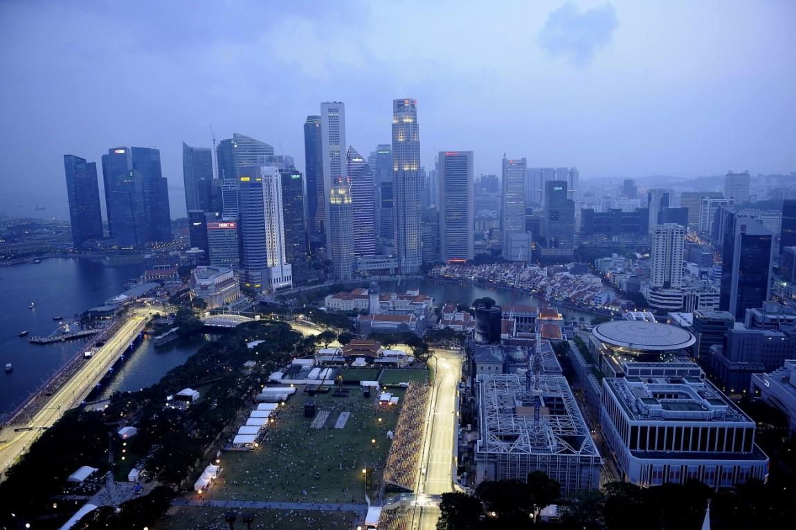 F1シンガポール海外観戦ツアー