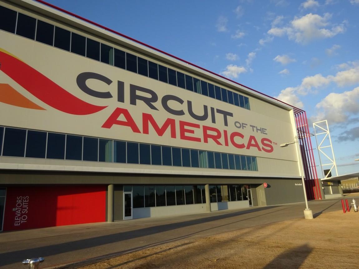 F1アメリカ海外観戦ツアー